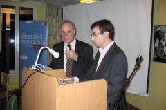 Kolly André et Boisset Christophe
