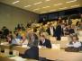 Assemblées générales - Voici des instantanés d'assemblées générales du CCRT, lesquelles se sont tenues au siège de la rue des Abeilles à Lausanne, mais aussi en divers lieux de Suisse romande. L'association était formée, outre les membres du comité, de délégués des institutions cantonales et diocésaines de Suisse romande.