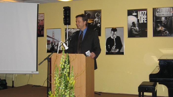 Gilles Marchand, directeur RTS