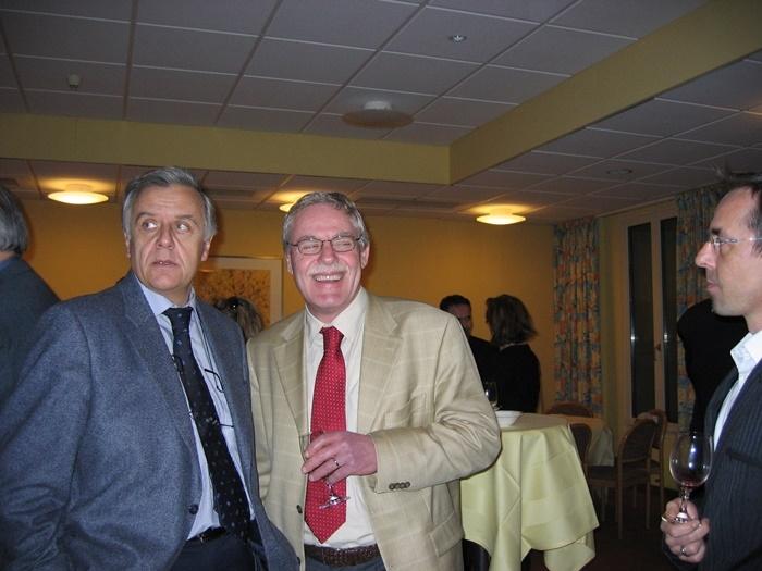 Marc Savary et Gérald Sappey