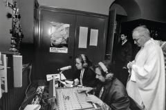 Lausanne, Notre-Dame, 1990 env. - Messe Radio, Cl. Ducarroz, B. Bitar-Ph. Delaloye