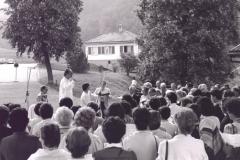 Chapelle Notre-Dame des Marches, 1983-08-28, messe Radio - dir. : P.Hostteler