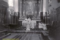 Saint-Maurice, Abbaye 1940-05-12, Messe Radio - présidence Chne Bregnard