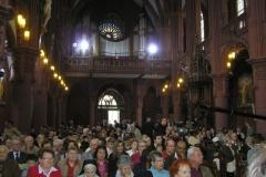 Neuchâtel 20.09.2009  Célébration oecuménique, participants