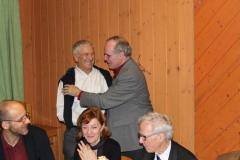 Michel Demierre et André Kolly